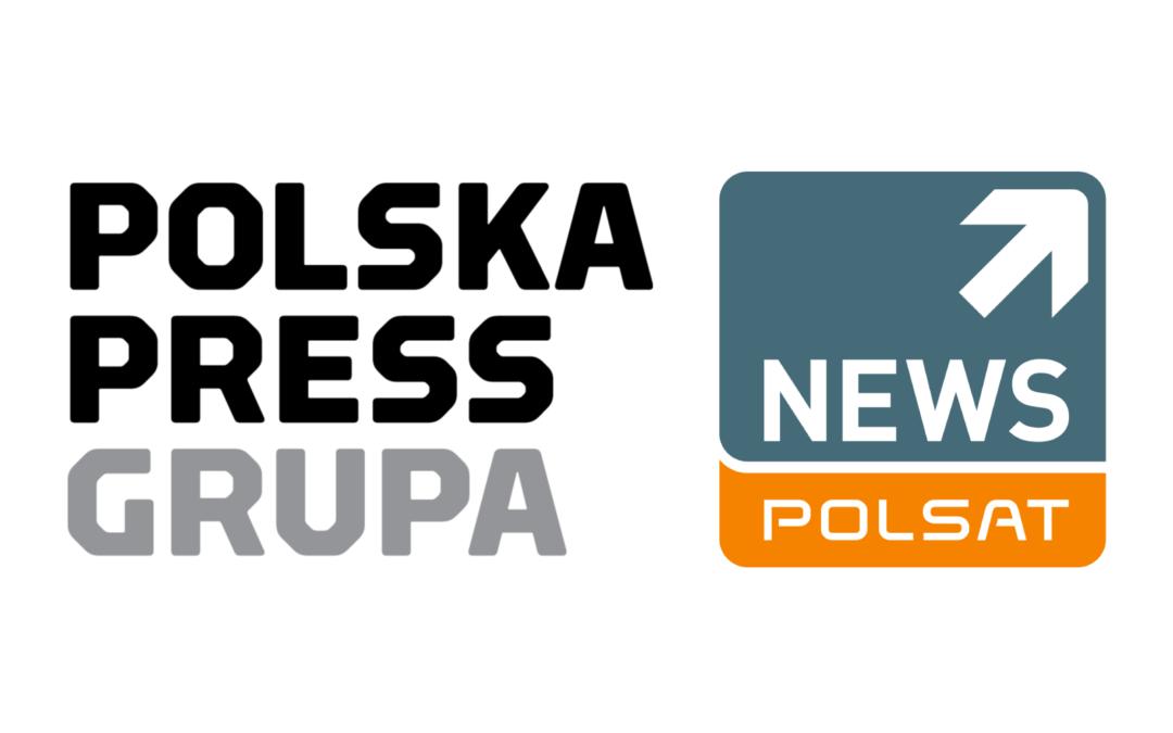 Wiceprezes Cezary Maciołek o emigrantach zarobkowych dla Polsat News i Polska Press