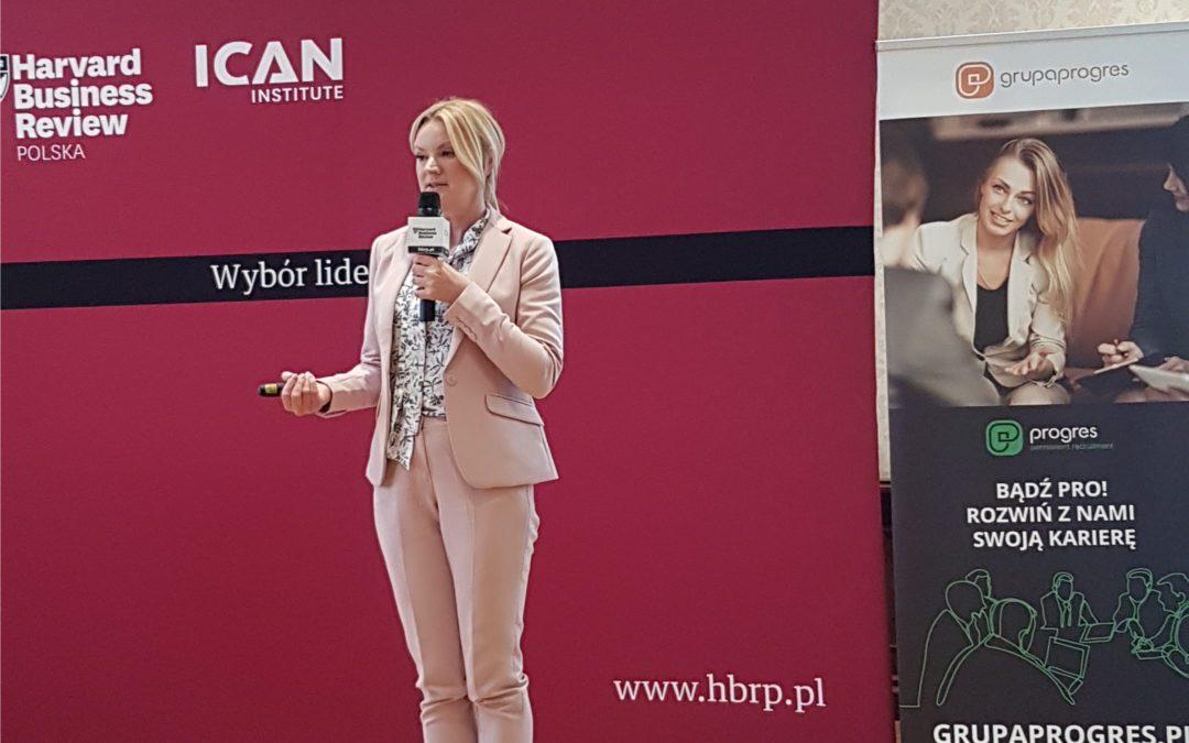 Anna Pietraszko dla Klubu HR