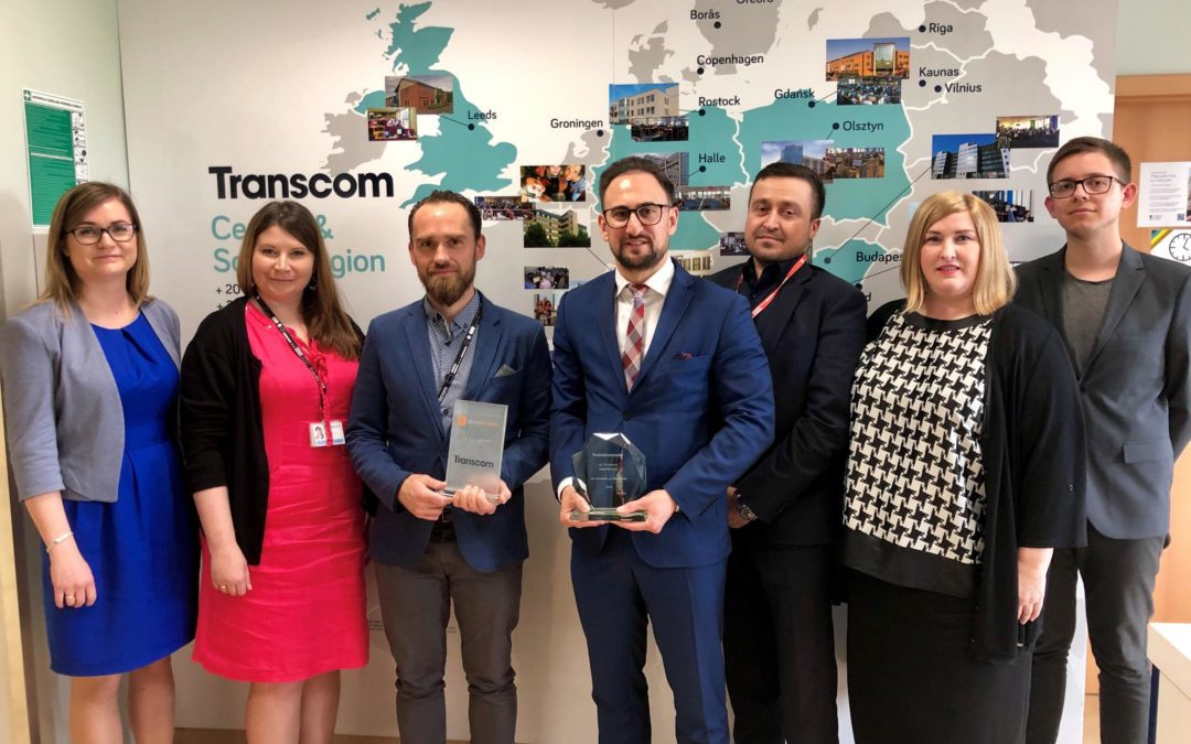 Grupa Progres i Transcom – 15 lat współpracy