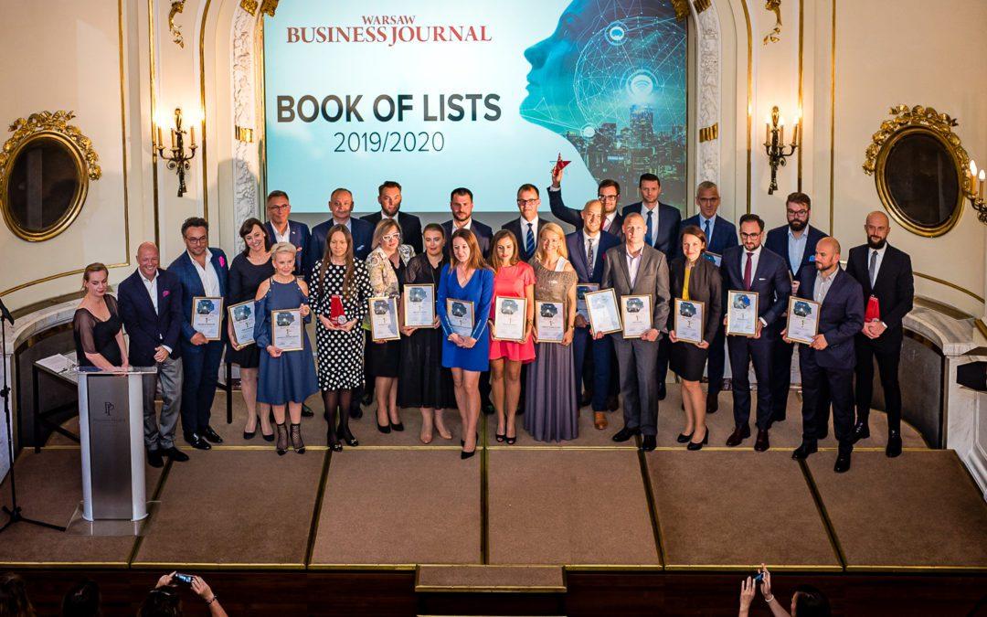 """Grupa Progres na pierwszym miejscu w rankingu """"Book of Lists""""!"""