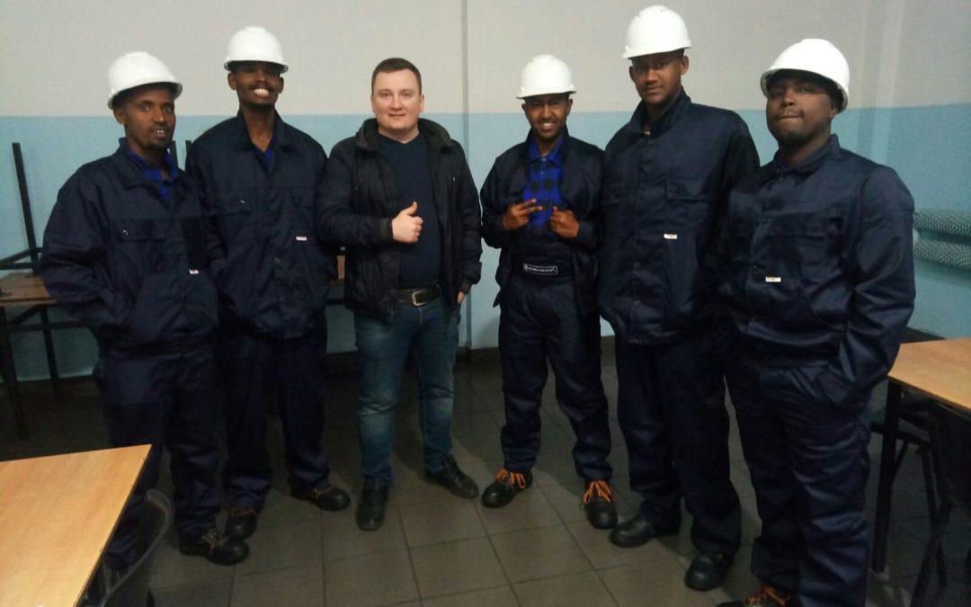 Pierwsza grupa pracowników z Etiopii jest już w Polsce