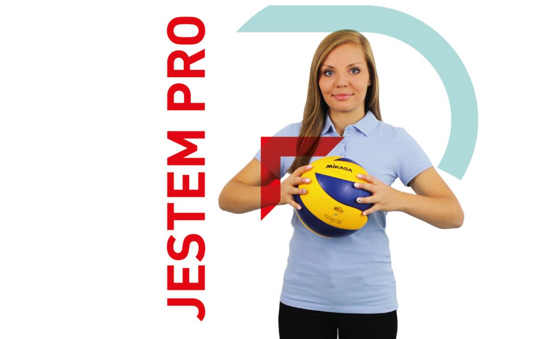 Jestem PRO – Joanna Czerwonka i jej zamiłowanie do siatkówki
